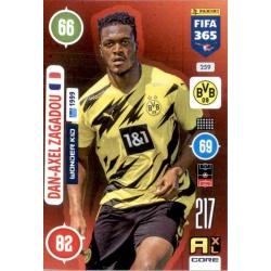 Dan-Axel Zagadou Borussia Dortmund 259