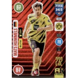 Mats Hummels Borussia Dortmund 260