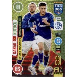 Kabak - Kutucu Club & Country FC Schalke 04 264