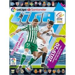Colección Panini Liga Este 2019-20