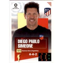 Diego Pablo Simeone Atlético Madrid 1