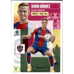 Dani Gómez Levante 18