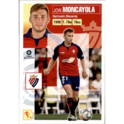Moncayola Osasuna 12A