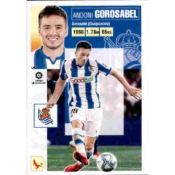 Gorosabel Real Sociedad 6B