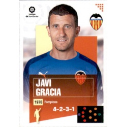 Javi Gracia Valencia 1