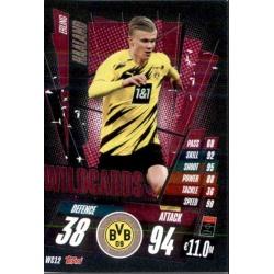 Erling Haaland Wildcards Borussia Dortmund WC12