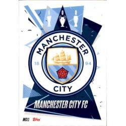 Escudo Manchester City MCI1