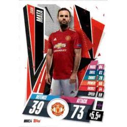 Juan Mata Manchester United MNU14