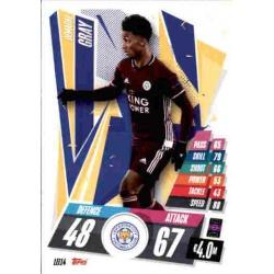 Demarai Gray Leicester City LEI14