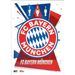 Escudo Bayern Munchen BAY1