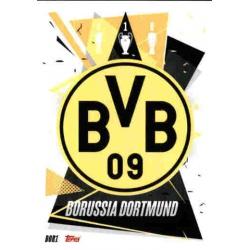 Escudo Borussia Dortmund DOR1