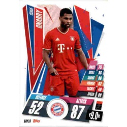 Serge Gnabry Bayern Munchen BAY16