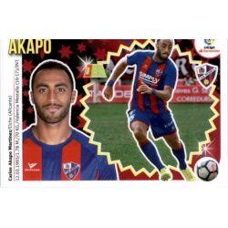 Akapo Huesca 4Huesca 2018-19