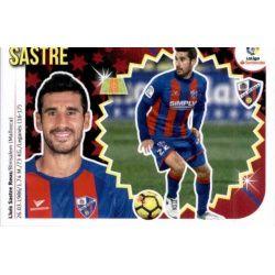 Sastre Huesca 8AHuesca 2018-19