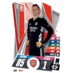 Bernd Leno Update Card Arsenal ARS2