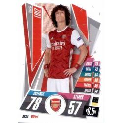 David Luiz Update Card Arsenal ARS3
