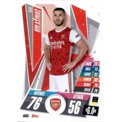 Sead Kolašinac Update Card Arsenal ARS5