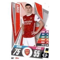 Kieran Tierney Update Card Arsenal ARS7