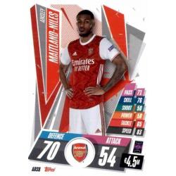 Ainsley Maitland-Niles Update Card Arsenal ARS8