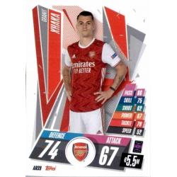 Granit Xhaka Update Card Arsenal ARS9