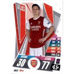 Mesut Özil Update Card Arsenal ARS12