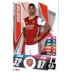 Pierre-Emerick Aubameyang Update Card Arsenal ARS14