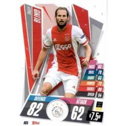 Daley Blind Update Card AFC Ajax UC5