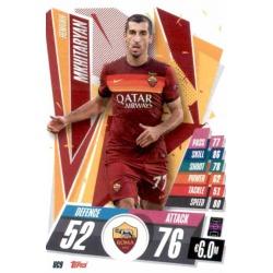 Henrikh Mkhitaryan Update Card AS Roma UC9