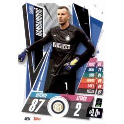 Samir Handanovič Update Card Inter Milan UC14