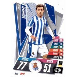 Nacho Monreal Update Card Real Sociedad UC23