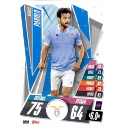 Marco Parolo Update Card SS Lazio UC28