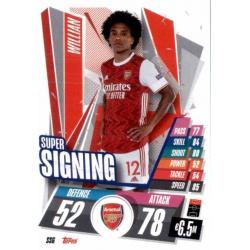Willian Super Signing Arsenal SS6