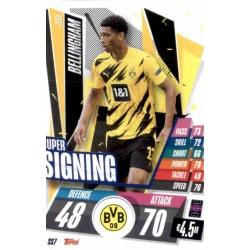 Jude Bellingham Super Signing Borussia Dortmund SS7