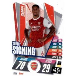 Gabriel Super Signing Arsenal SS11