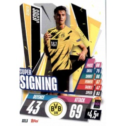Reiner Jesus Super Signing Borussia Dortmund SS13