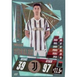 Cristiano Ronaldo Emerald Limited Edition Juventus LE12