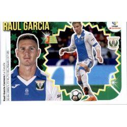 Raúl García Leganés 6B