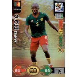 Samuel Eto'o Champion Cameroun 60