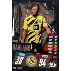 Erling Haaland Limited Edition Silver Borussia Dortmund LE9S