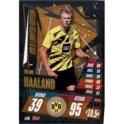 Erling Haaland Limited Edition Gold Borussia Dortmund LE9G
