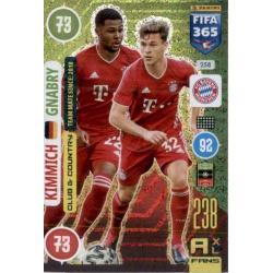 Kimmich - Gnabry Club & Country Bayern München 258
