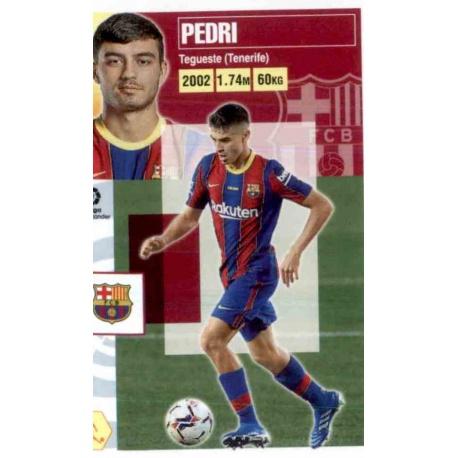 Pedri Barcelona UF55