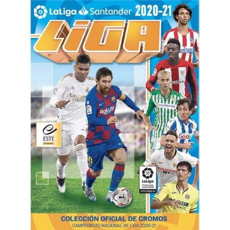 Colección Panini Liga Este 2020-21