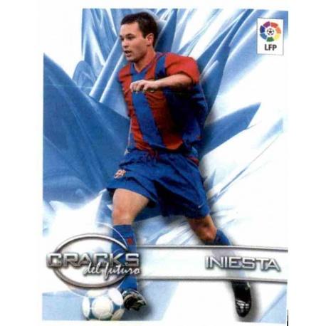 Iniesta Rookie Cracks Futuro SuperLiga 2002-03