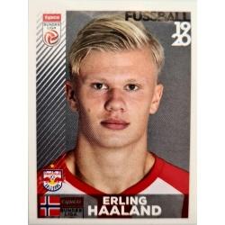 Erling Haaland Rookie