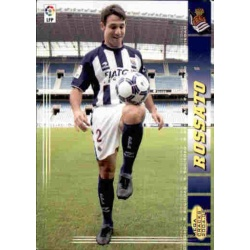 Rossato Real Sociedad Nueva Ficha 296 Bis