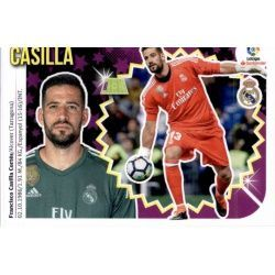 Casilla Real Madrid 2 Real Madrid 2018-19