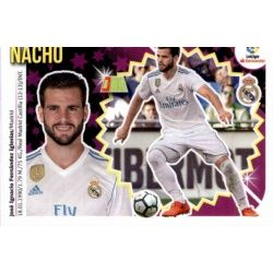 Nacho Real Madrid 5A