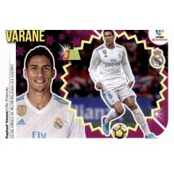 Varane Real Madrid 6 Real Madrid 2018-19