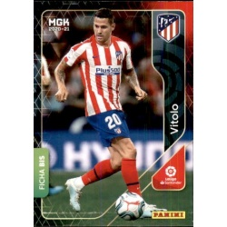 Vitolo Atlético Madrid Ficha Bis 47 Bis